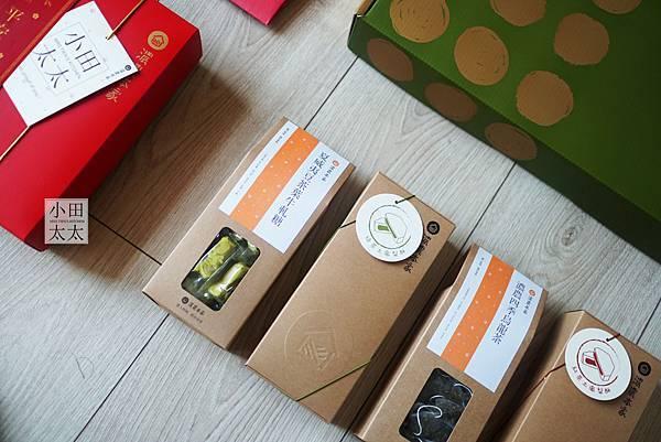 2021過年禮盒推薦新產品芝麻香酥,收服長輩的心