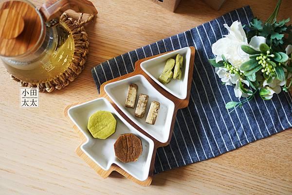 小田太太首選過年禮盒推薦包種茶酥、牛軋糖、烏龍茶酥