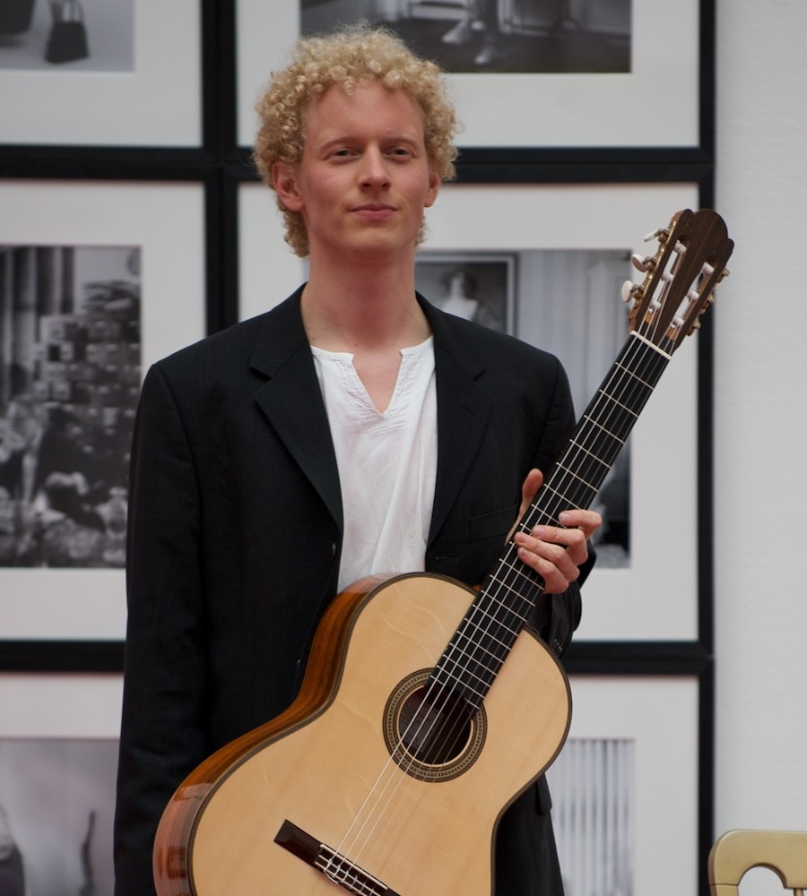 109 Johannes Moller 約翰內斯.穆勒 瑞典吉他家、作曲家07