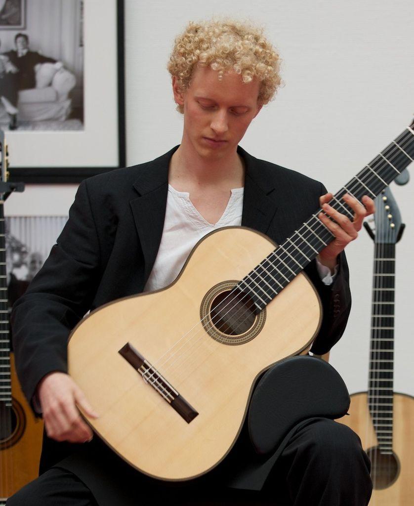 109 Johannes Moller 約翰內斯.穆勒 瑞典吉他家、作曲家06