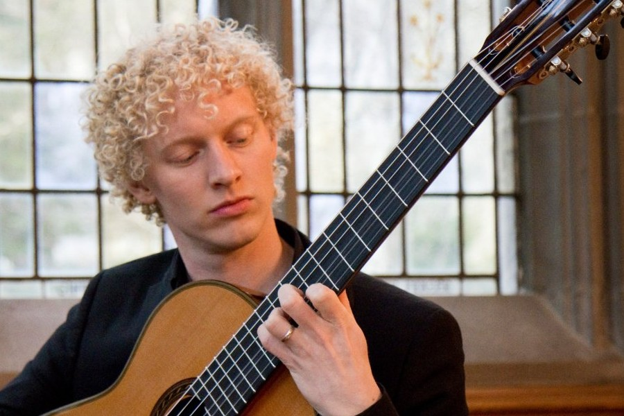 109 Johannes Moller 約翰內斯.穆勒 瑞典吉他家、作曲家08