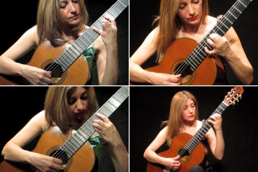 110 Irene Gomez 艾琳.戈麥斯 哥倫比亞國吉他家04