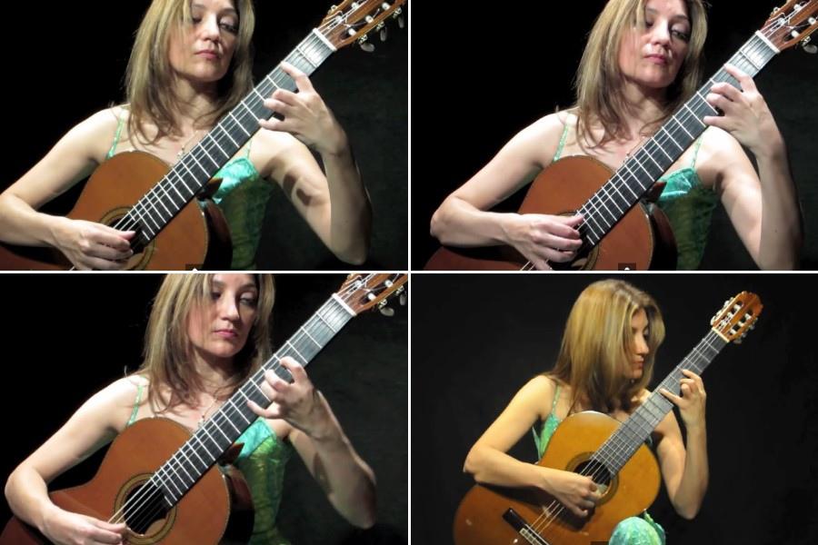 110 Irene Gomez 艾琳.戈麥斯 哥倫比亞國吉他家03