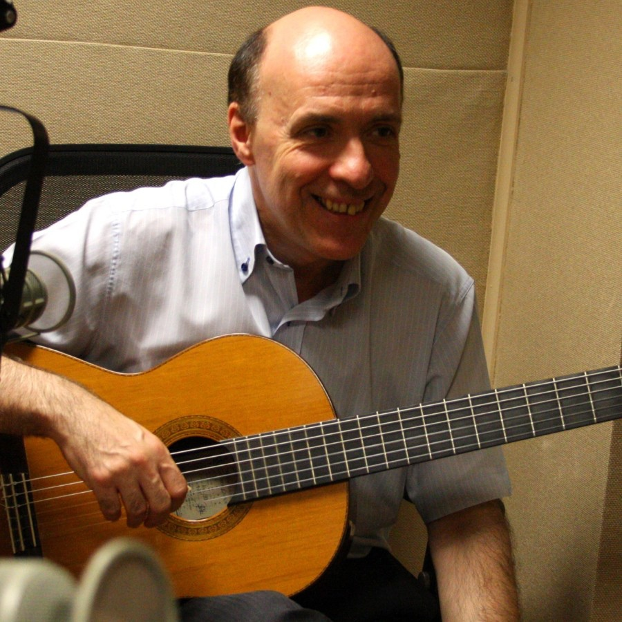 113 Carlos Bonell 卡洛斯.波納爾 1949年 西班牙裔英國吉他演奏家04