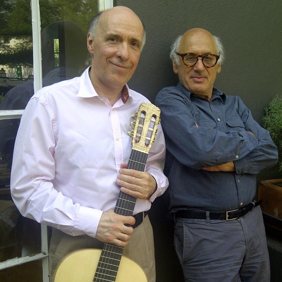113 Carlos Bonell 卡洛斯.波納爾 1949年 西班牙裔英國吉他演奏家07