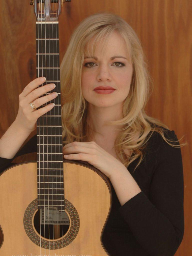 115 Karin Schaupp 卡琳.紹普 1972年 德裔澳大利亞吉他家、演員07