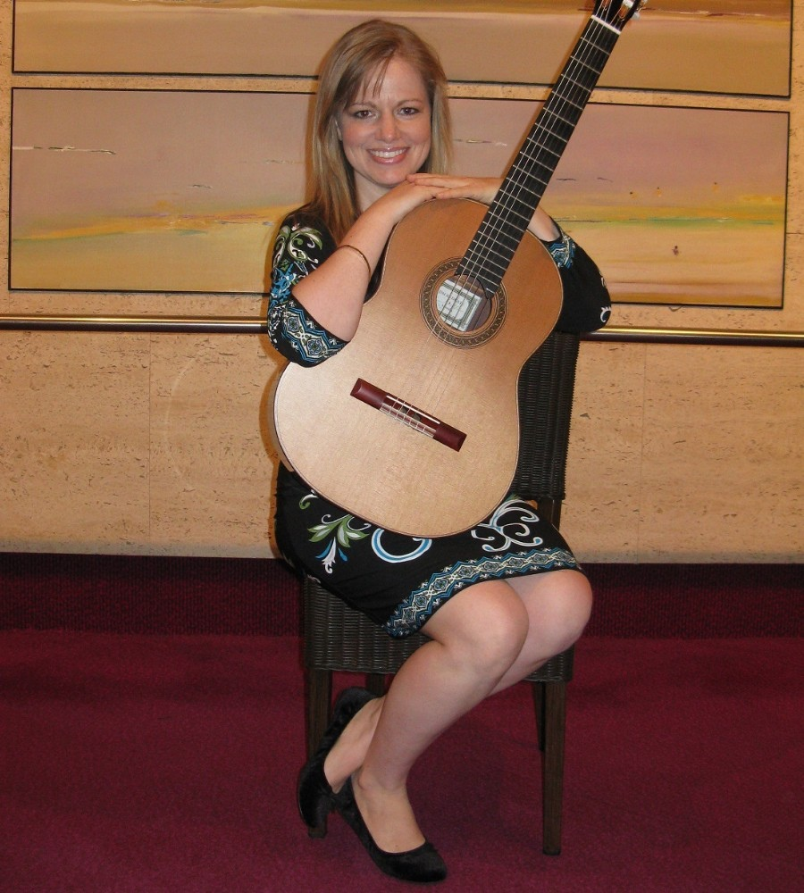 115 Karin Schaupp 卡琳.紹普 1972年 德裔澳大利亞吉他家、演員06