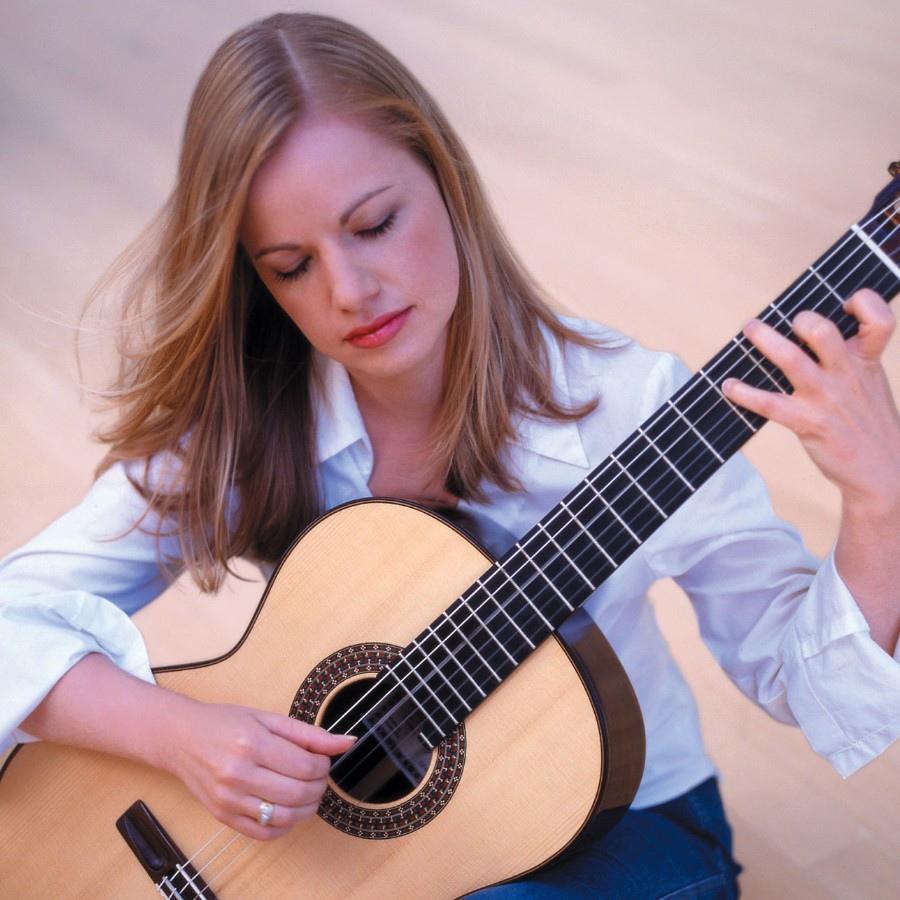 115 Karin Schaupp 卡琳.紹普 1972年 德裔澳大利亞吉他家、演員02
