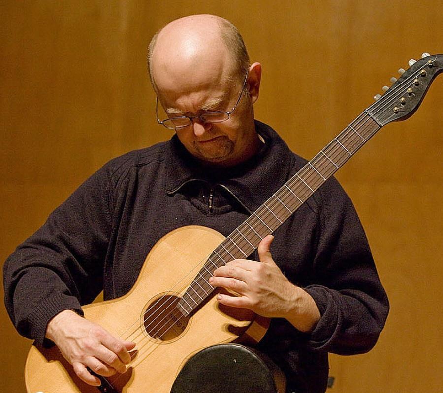 117 Pavel Steidl 帕維爾.施泰德爾 1961年 捷克吉他家03