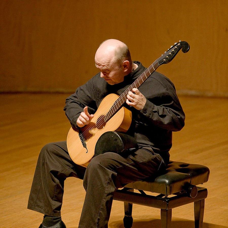 117 Pavel Steidl 帕維爾.施泰德爾 1961年 捷克吉他家04