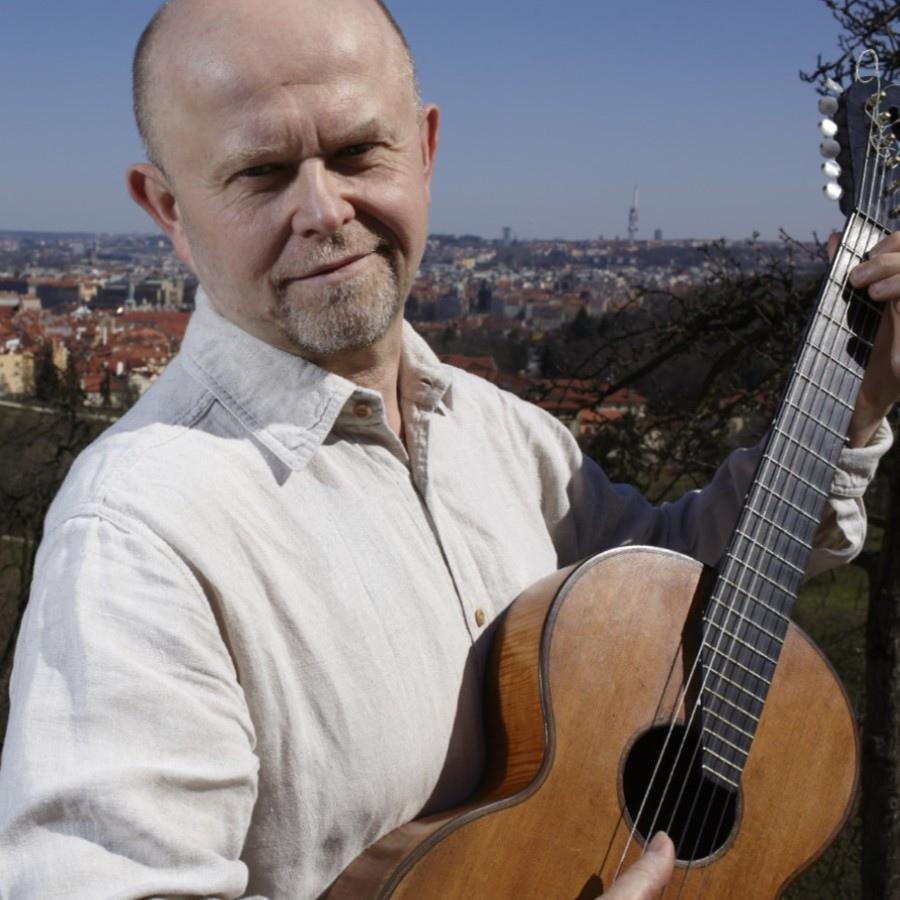 117 Pavel Steidl 帕維爾.施泰德爾 1961年 捷克吉他家02