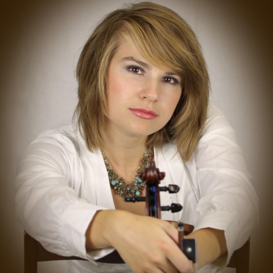 501 Taylor Davis 泰勒.戴維斯 1987年 美國小提琴家01