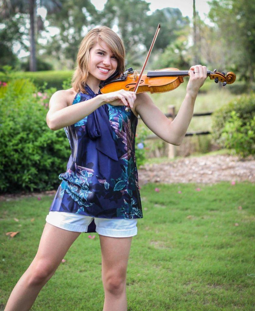 501 Taylor Davis 泰勒.戴維斯 1987年 美國小提琴家05