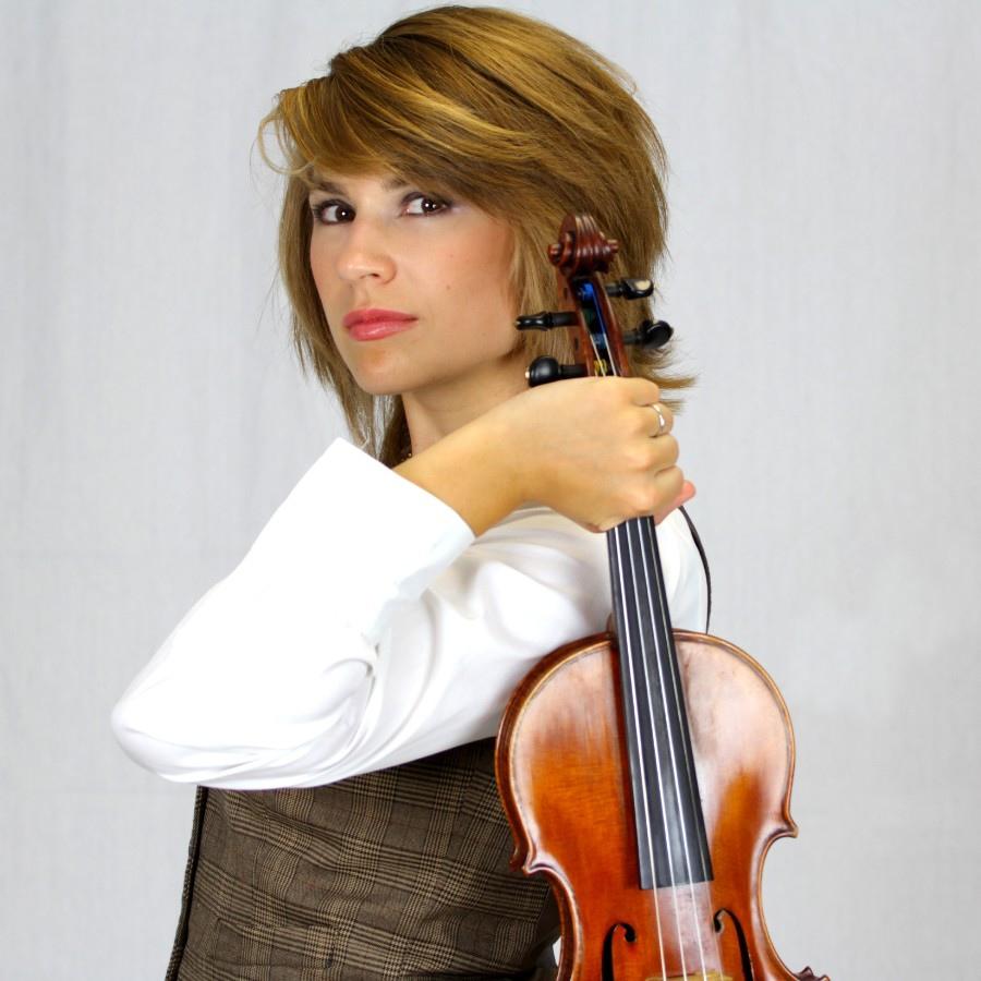 501 Taylor Davis 泰勒.戴維斯 1987年 美國小提琴家04