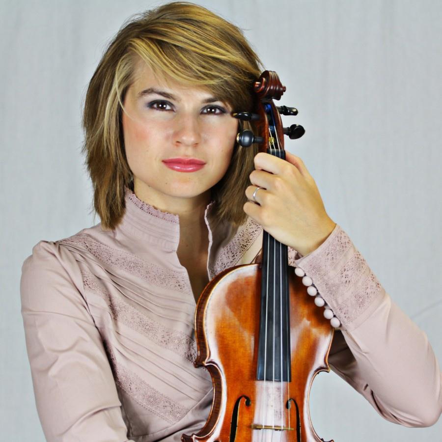 501 Taylor Davis 泰勒.戴維斯 1987年 美國小提琴家02