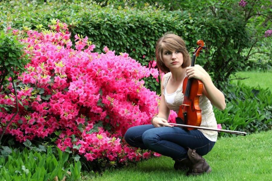 501 Taylor Davis 泰勒.戴維斯 1987年 美國小提琴家07