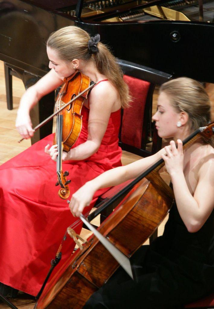 504 Katalin Kokas  卡塔琳.科考什 1978年 匈牙利小提琴家08