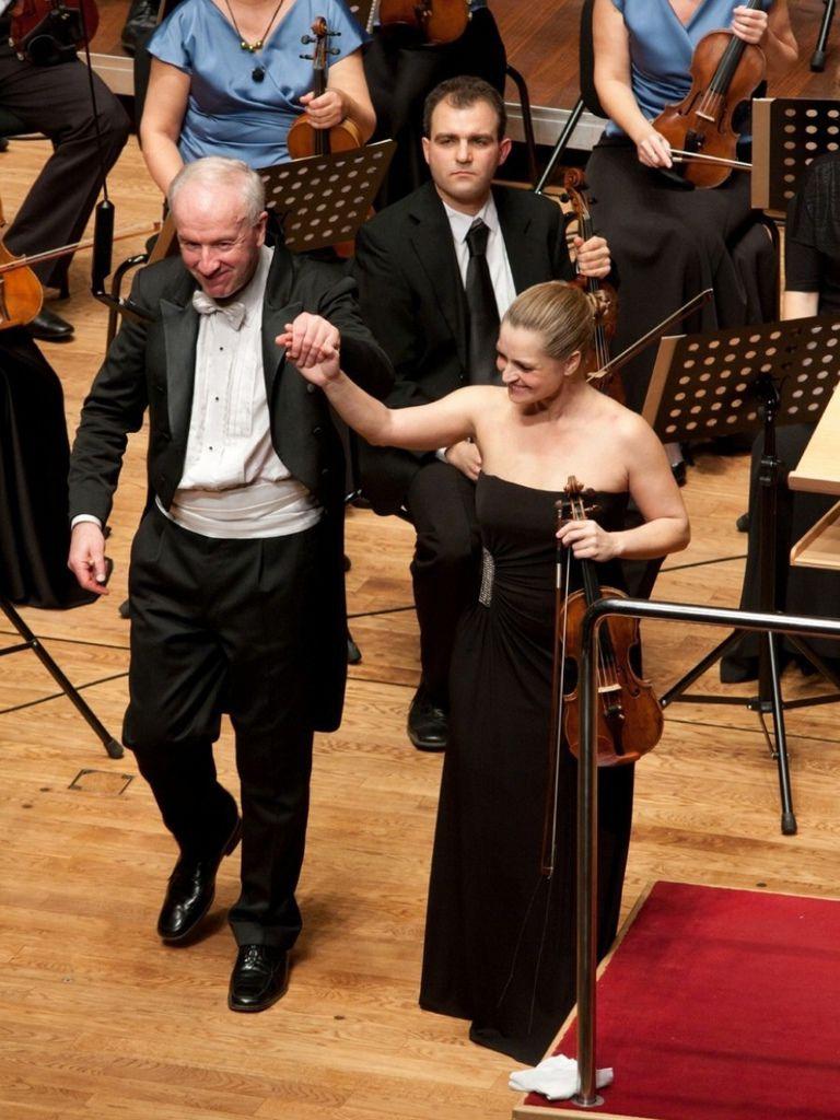 504 Katalin Kokas  卡塔琳.科考什 1978年 匈牙利小提琴家05