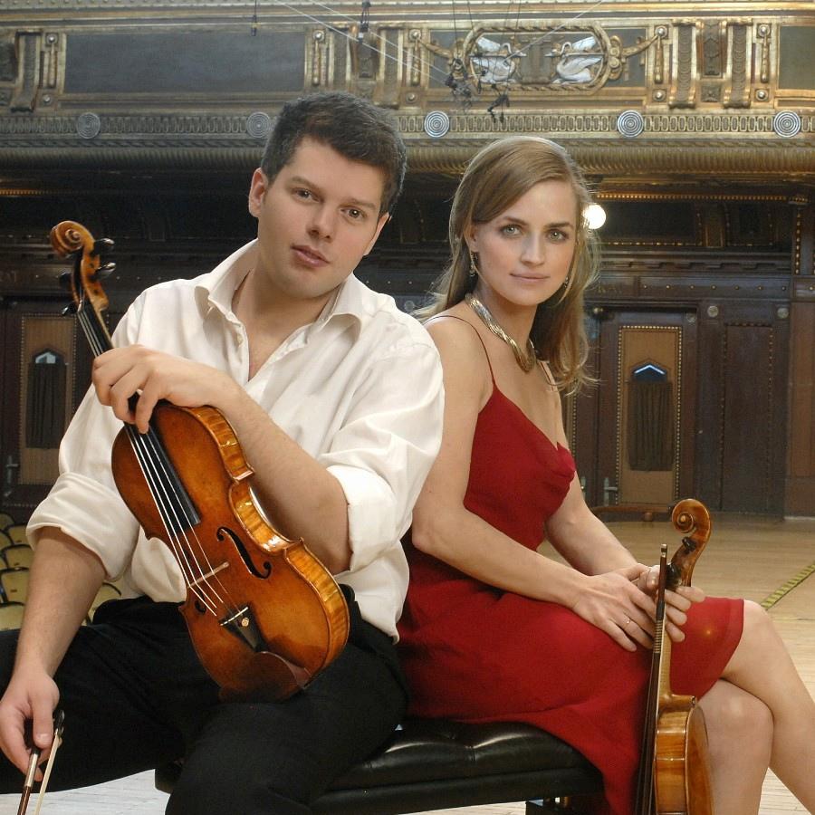 504 Katalin Kokas  卡塔琳.科考什 1978年 匈牙利小提琴家02