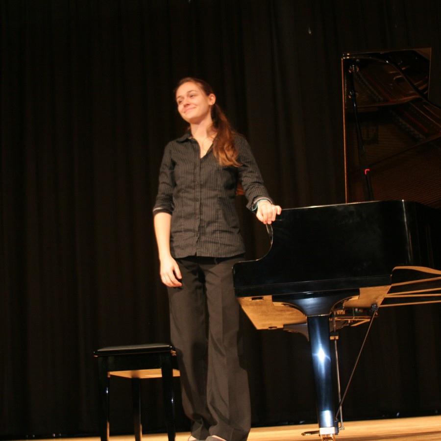 629  Lili Bogdanova 莉莉.波格丹諾娃 1994年 保加利亞鋼琴家05