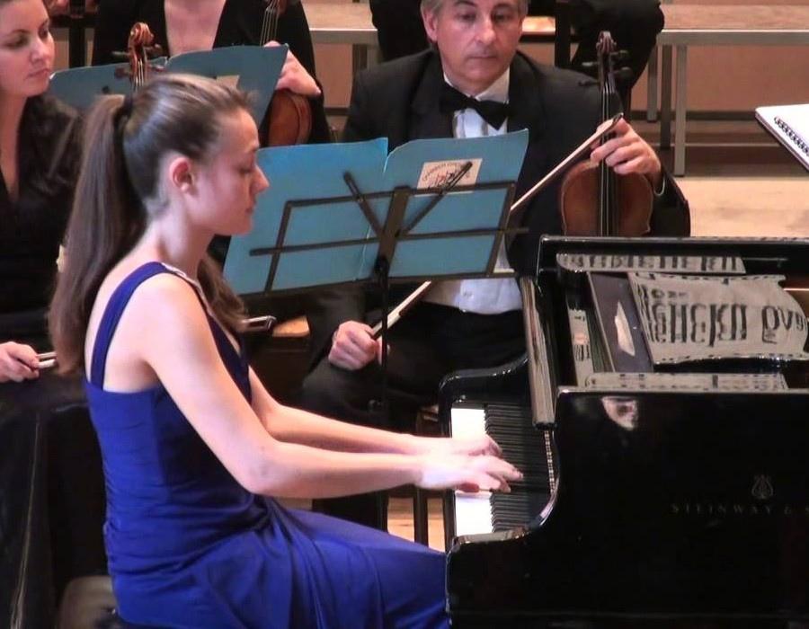 629  Lili Bogdanova 莉莉.波格丹諾娃 1994年 保加利亞鋼琴家07