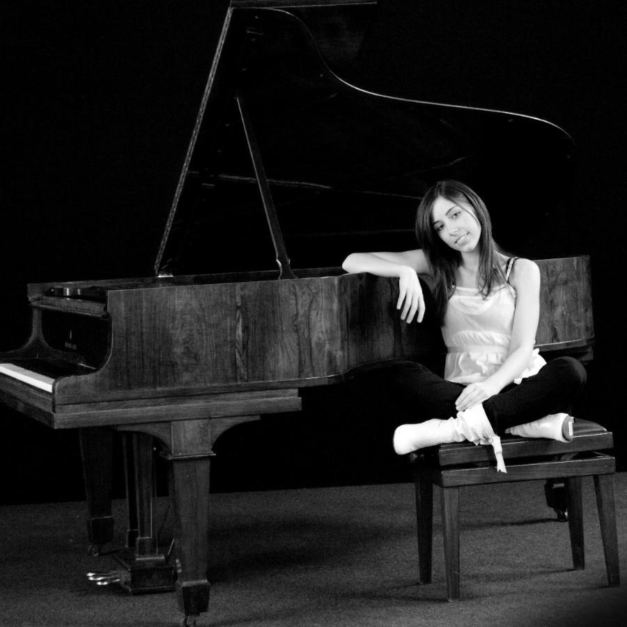 630 Renata Benvegnu 瑞內塔.貝麥妮 1986年 義大利鋼琴家05