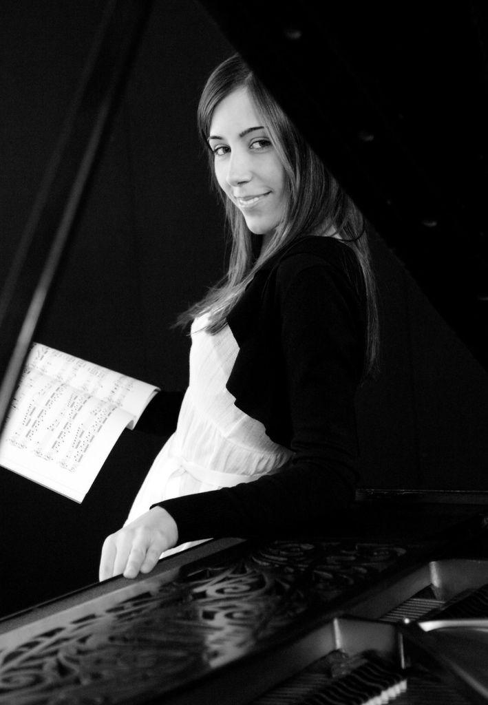 630 Renata Benvegnu 瑞內塔.貝麥妮 1986年 義大利鋼琴家07