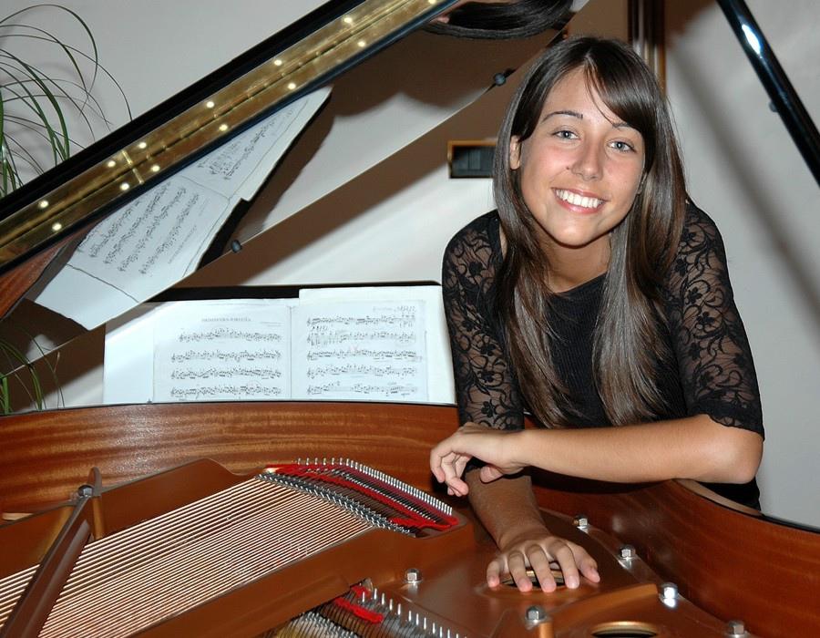 630 Renata Benvegnu 瑞內塔.貝麥妮 1986年 義大利鋼琴家02