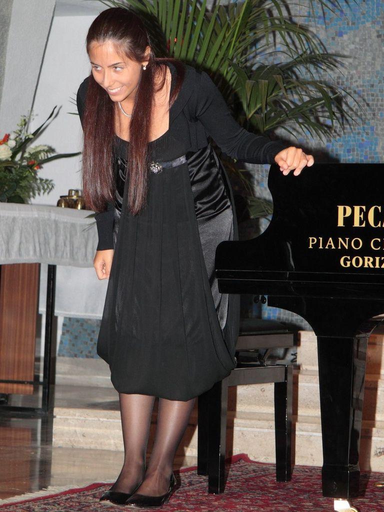 630 Renata Benvegnu 瑞內塔.貝麥妮 1986年 義大利鋼琴家06