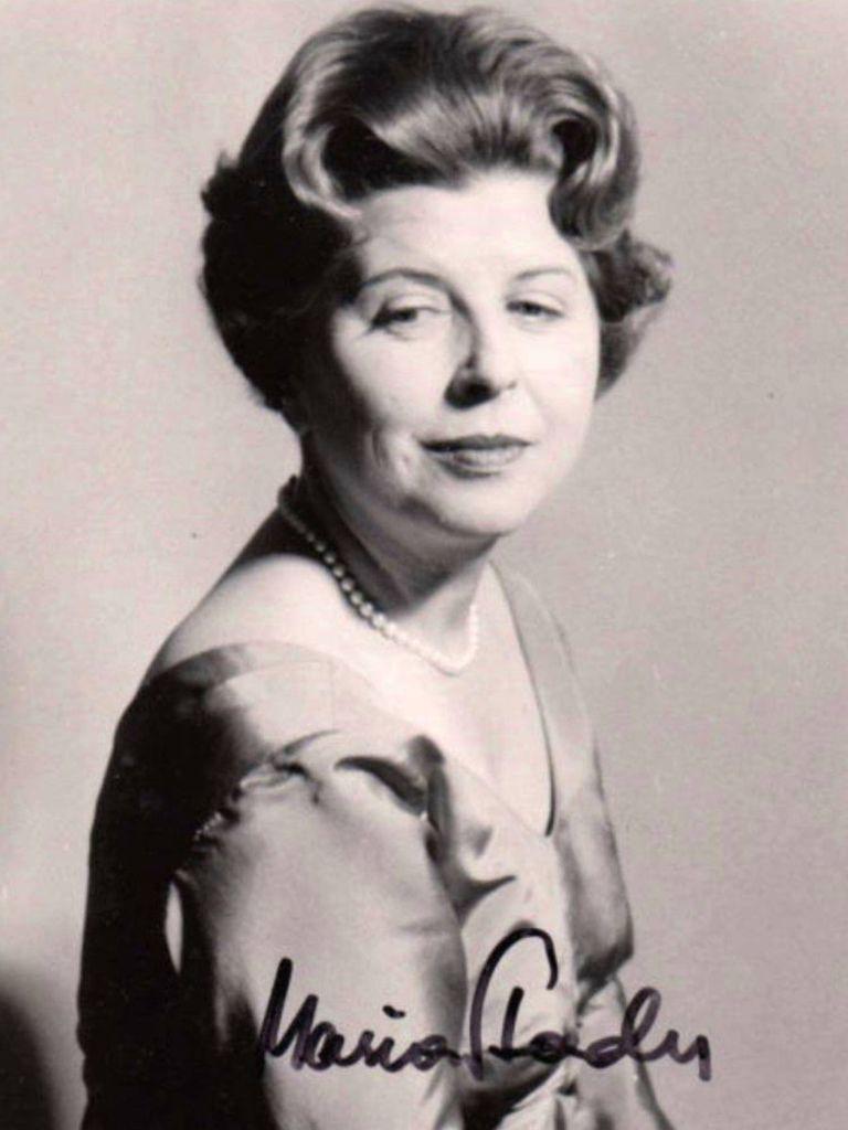 660 Maria Stader 瑪麗亞.施塔德 (1911年-1999年) 匈牙利裔瑞士女高音04