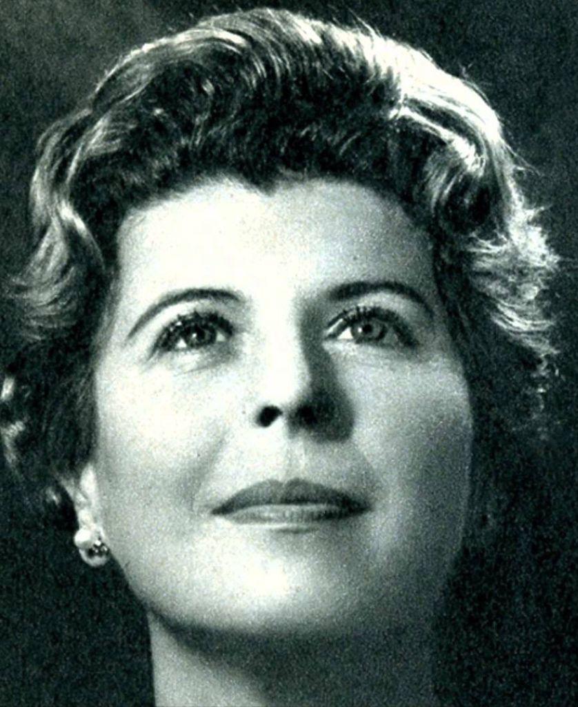 660 Maria Stader 瑪麗亞.施塔德 (1911年-1999年) 匈牙利裔瑞士女高音01