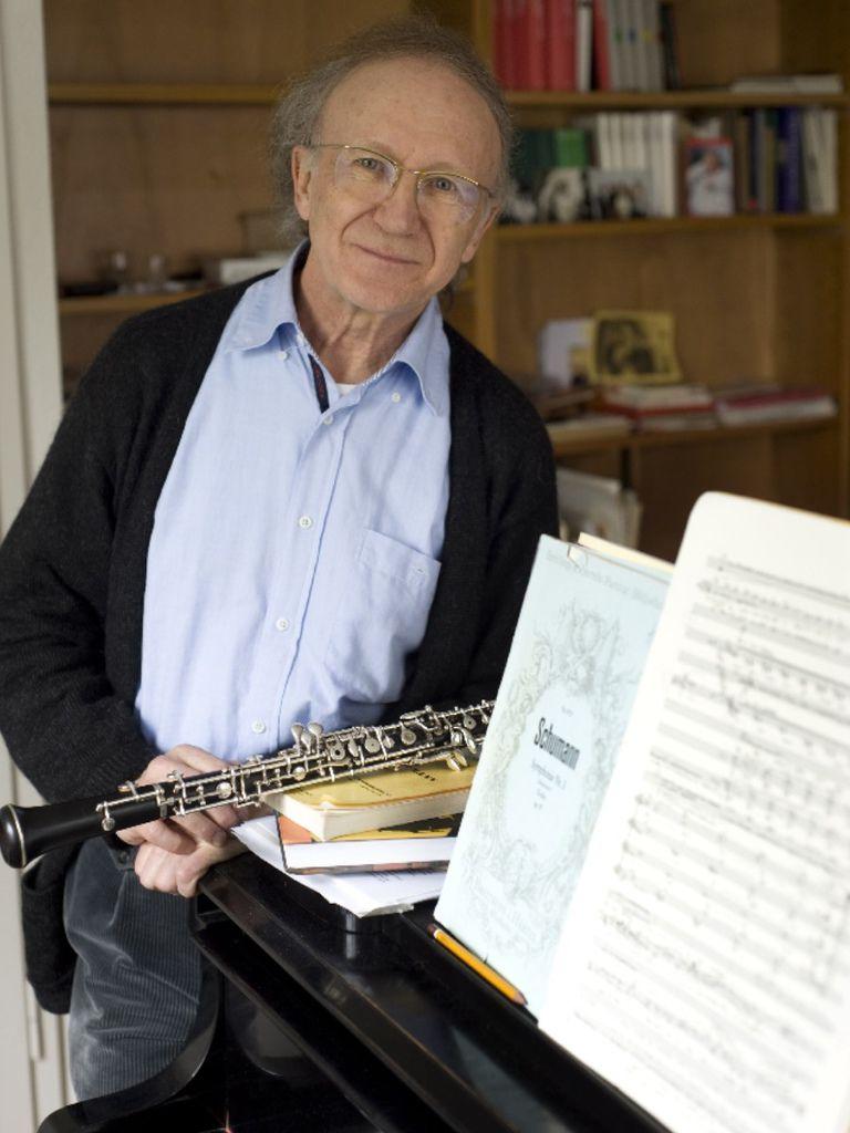 129 Heinz Holliger 亨氏.霍利格 1939年 瑞士雙簧管演奏家、作曲家、指揮家06