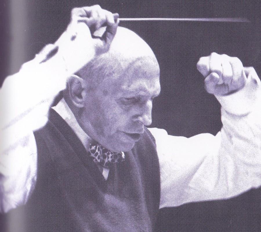 194 Carl Schuricht 卡爾.舒李希特 (1880年-1967年) 德國指揮家06