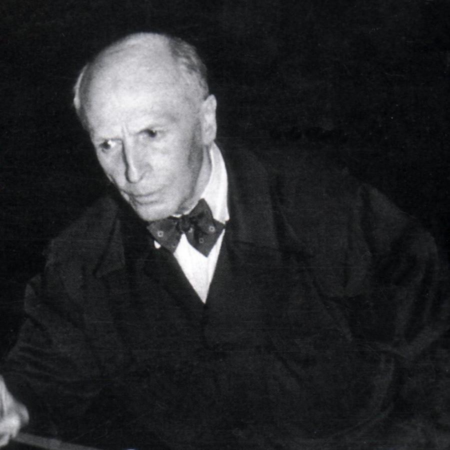 194 Carl Schuricht 卡爾.舒李希特 (1880年-1967年) 德國指揮家04