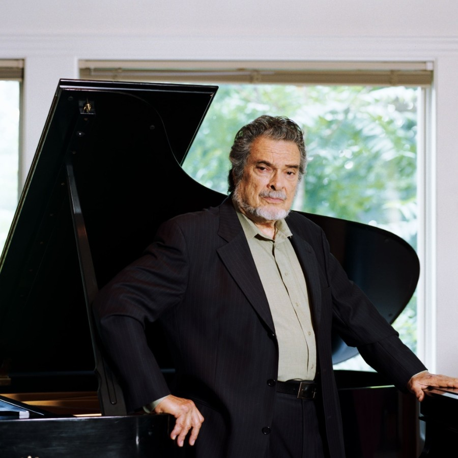 195 Leon Fleisher 萊昂.弗萊舍 1928年 美國鋼琴家、指揮家06