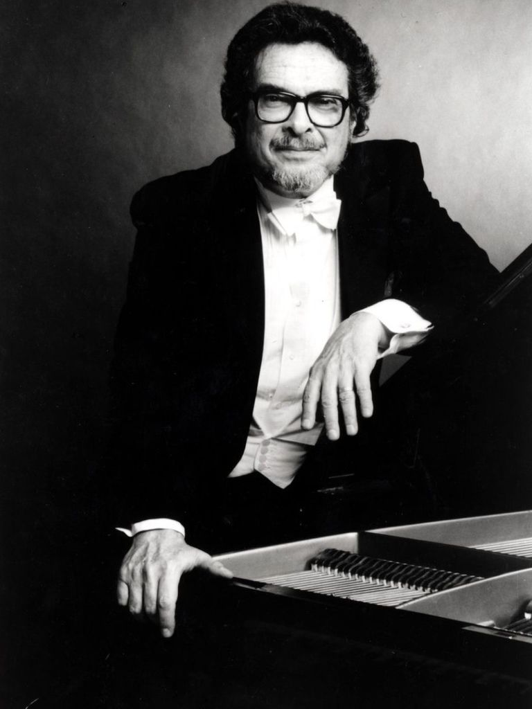 195 Leon Fleisher 萊昂.弗萊舍 1928年 美國鋼琴家、指揮家07