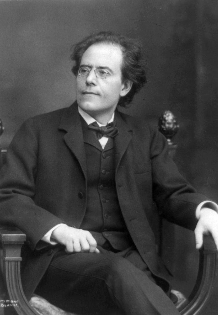 196 Gustav Mahler 古斯塔夫.馬勒 (1860年-1911年) 奧地利作曲家、指揮家05