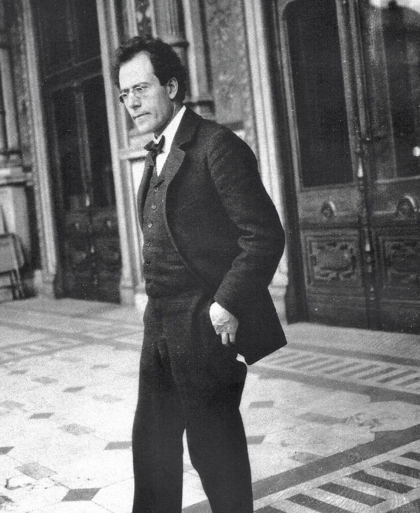 196 Gustav Mahler 古斯塔夫.馬勒 (1860年-1911年) 奧地利作曲家、指揮家03