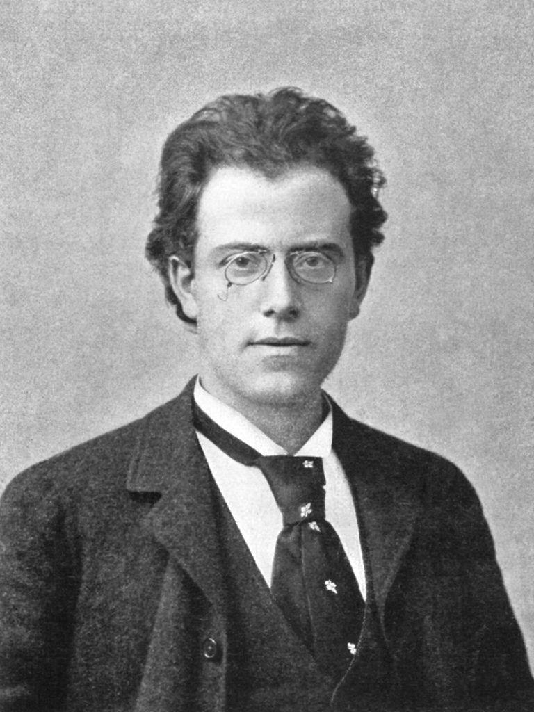 196 Gustav Mahler 古斯塔夫.馬勒 (1860年-1911年) 奧地利作曲家、指揮家02