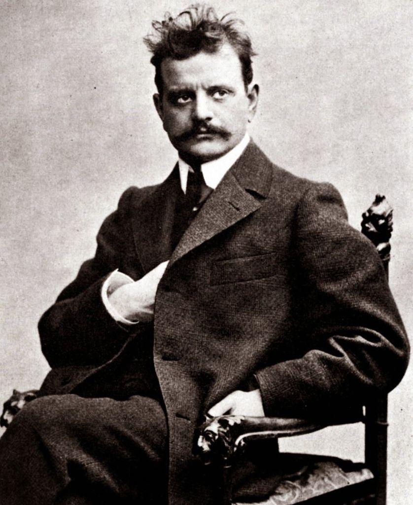 196 Gustav Mahler 古斯塔夫.馬勒 (1860年-1911年) 奧地利作曲家、指揮家06