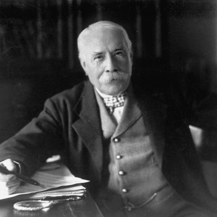 197 Edward Elgar 愛德華.埃爾加 (1857年-1934年) 英國作曲家05