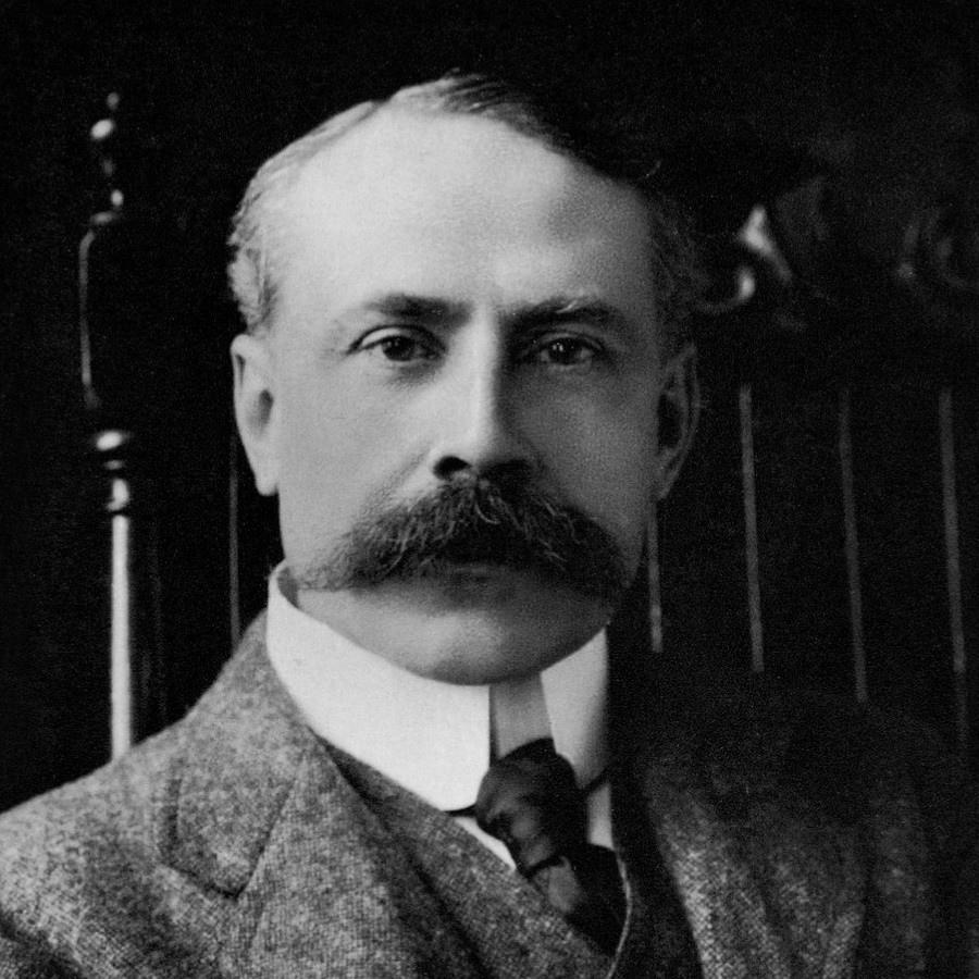 197 Edward Elgar 愛德華.埃爾加 (1857年-1934年) 英國作曲家03