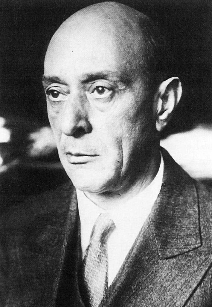 198 Arnold Schoenberg 阿諾德.勳伯格 (1874年-1951年) 美籍奧地利作曲家、畫家03