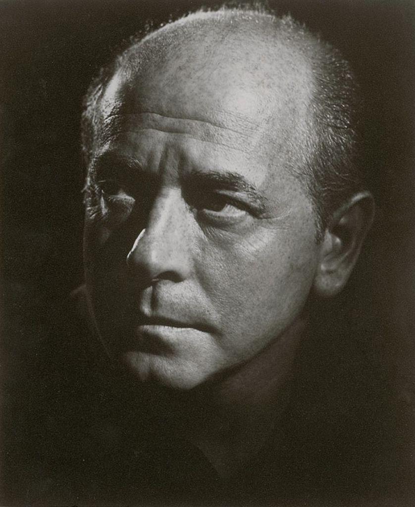 199  Engene Ormandy 尤金.奧曼迪 (1899年-1985年) 匈牙利裔美國指揮家、小提琴家07
