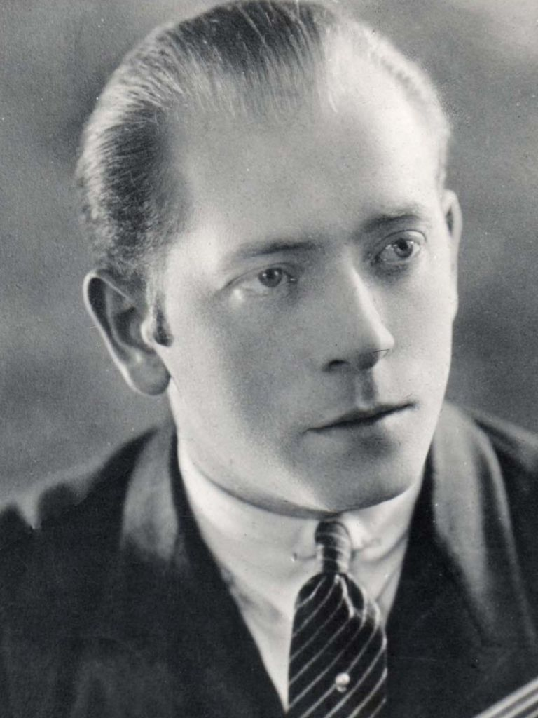 199  Engene Ormandy 尤金.奧曼迪 (1899年-1985年) 匈牙利裔美國指揮家、小提琴家02
