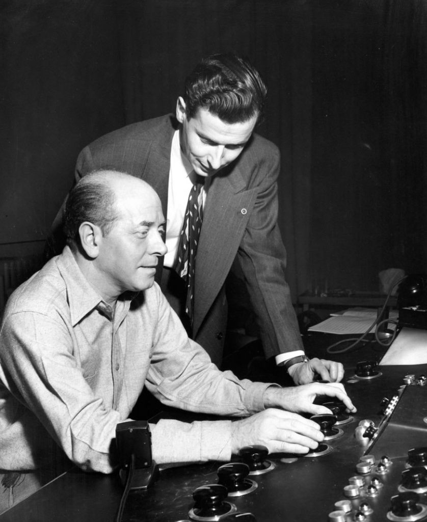 199  Engene Ormandy 尤金.奧曼迪 (1899年-1985年) 匈牙利裔美國指揮家、小提琴家04