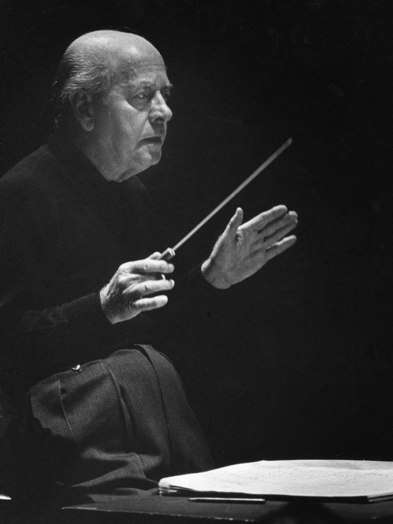 199  Engene Ormandy 尤金.奧曼迪 (1899年-1985年) 匈牙利裔美國指揮家、小提琴家10