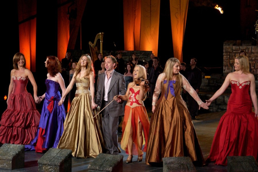 675 Celtic Woman 天使女伶 愛爾蘭樂團03