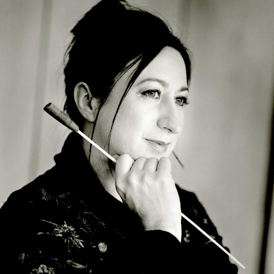 207 Simone Young 西蒙娜.楊  1961年 澳洲指揮家01