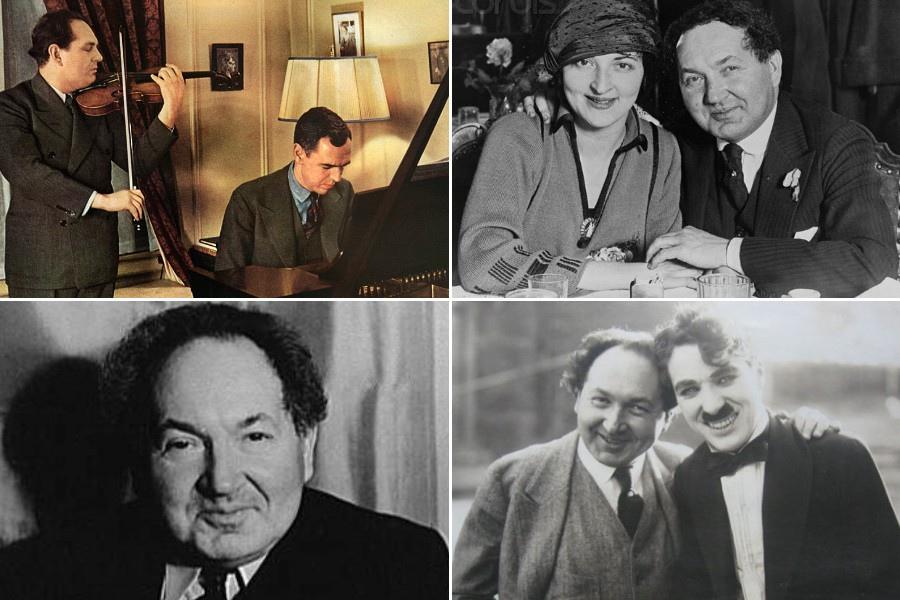 652 Leopold Godowsky 利奧普德.戈多夫斯基 (1870年-1938年) 俄裔美國鋼琴家、作曲家、教師04